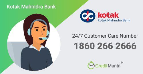 Kotak forex card customer care