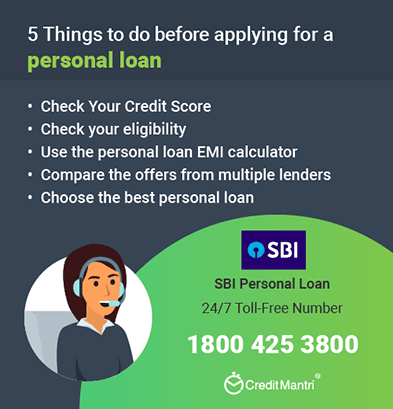 Sbi Personal Loan Customer Care Number 24x7